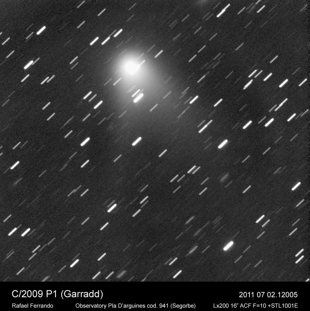 Kometa Garradd - 2.7. - Rafael Ferrnando